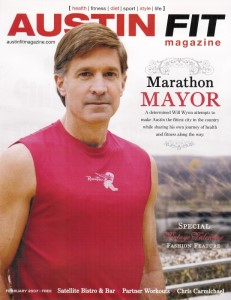 February 2007 issue of Austin Fit Magazine